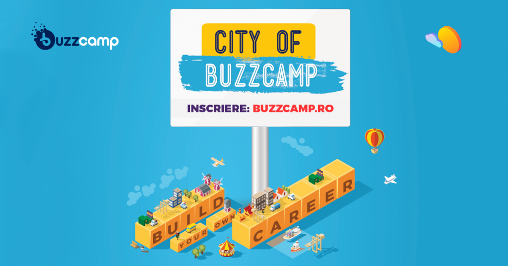 BUZZCAMP 19 – CITY OF BUZZCAMP